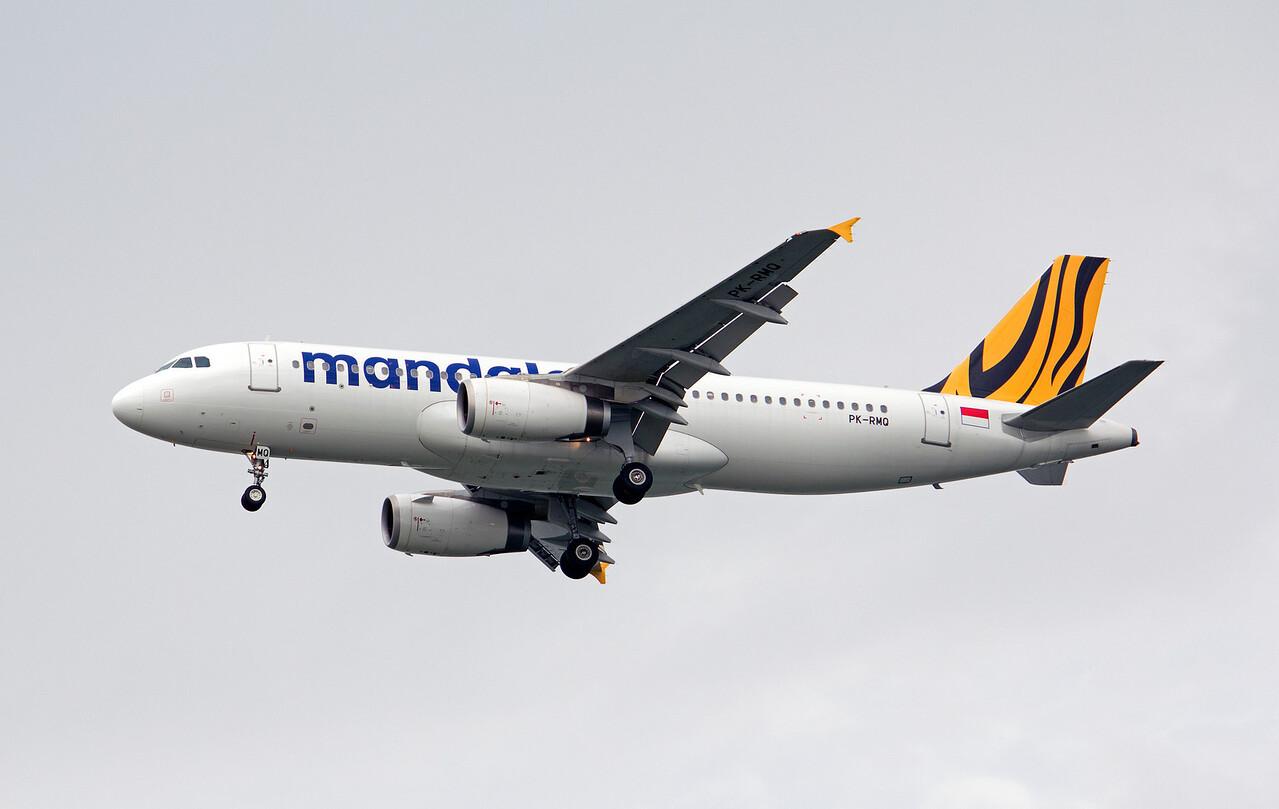 PK-RMQ TIGER MANDALA A320