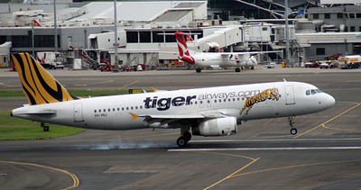 VH-VNJ TIGER AIRWAYS A320