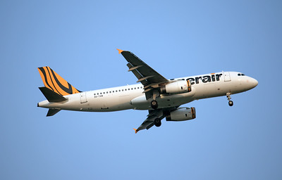 9V-TAN TIGERAIR A320