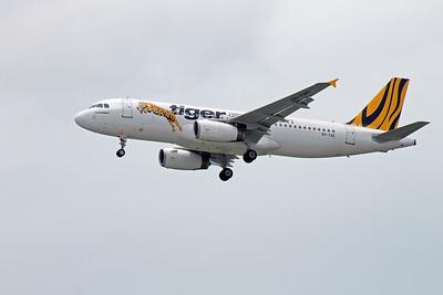 9V-TAO TIGER A320