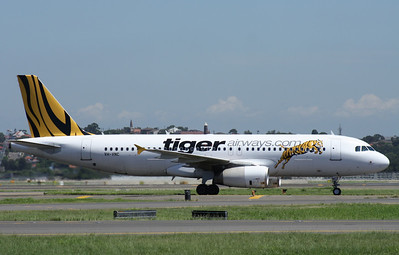 VH-VNC TIGER AIRWAYS A320