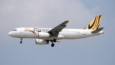 9V-TAQ TIGER A320