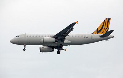 9V-TAS TIGER A320