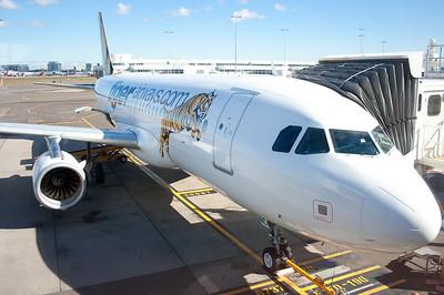 VH-VNC TIGER AIRWAYS A320