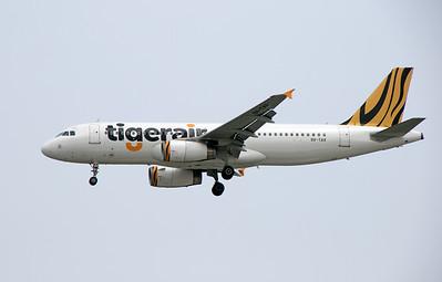 9V-TAV TIGER AIR A320