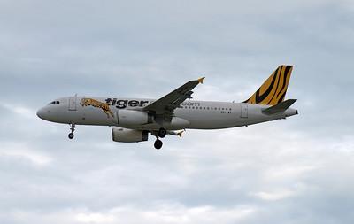 9V-TAY TIGER A320