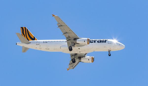 VH-VNR TIGERAIR A320