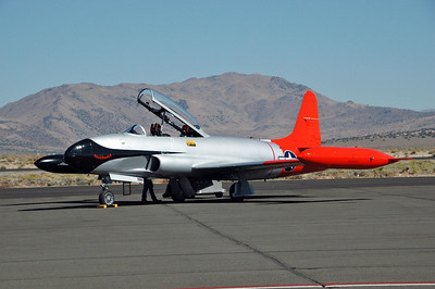 T33 chase plane.