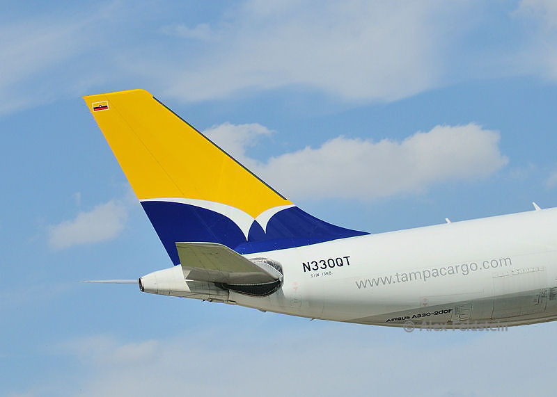 Tampa Airbus A330-243F