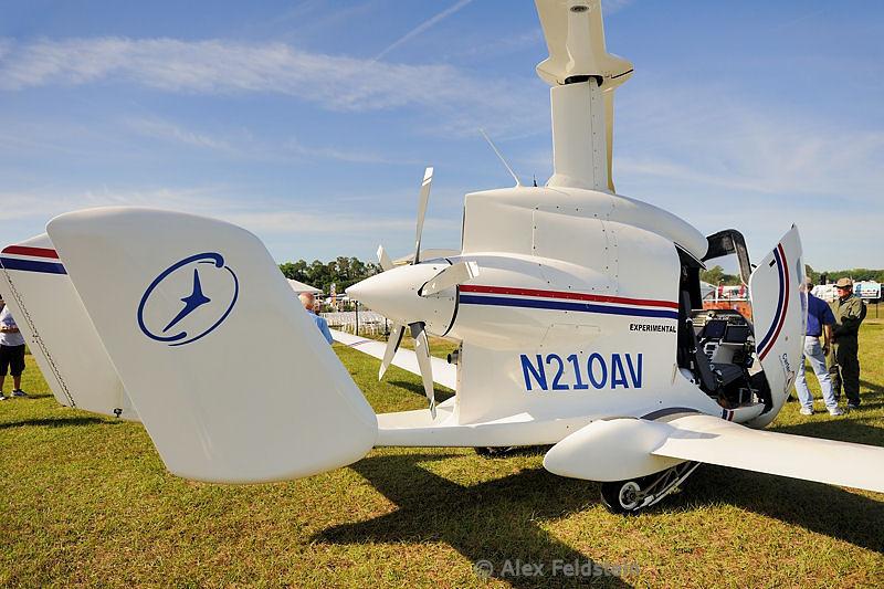 Carter Aerospace PAV4