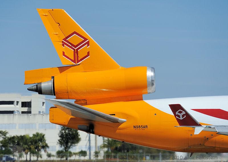 Centurion Air Cargo (McDonnell Douglas MD-11)