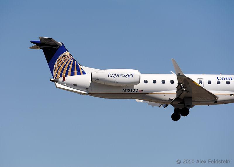 Continental Express Embraer 145XR