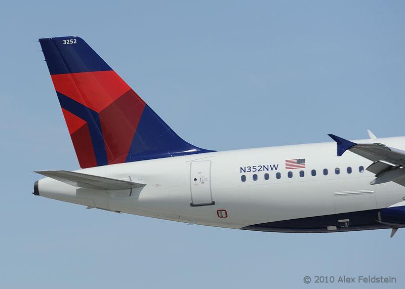 Delta Air Lines - Airbus A320-212