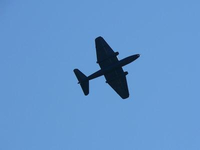 Canberra Jet Bomber