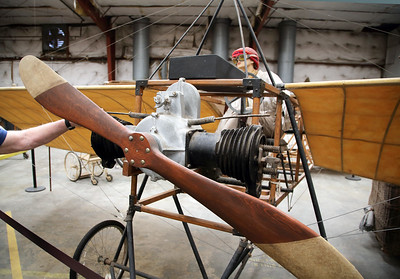 Original Bleriot engine