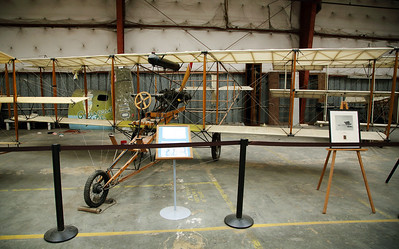 A contemporary of Curtiss Model D, by another maker