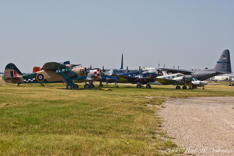 Cowtown Warbirds Meacham Field 05-30-08