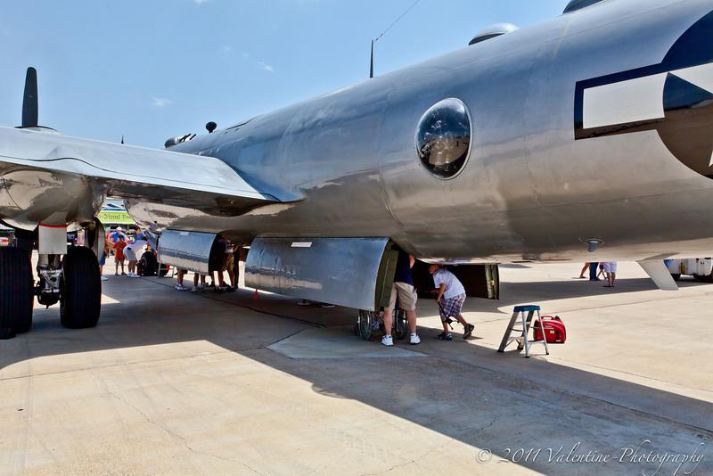 B-29 Fifi at Meacham 07-02-11