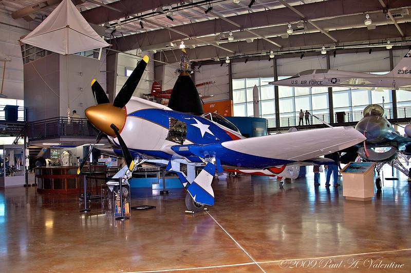 Frontiers Of Flight Museum 01-18-09