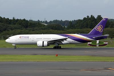 Thai Airways International Boeing 777-200 HS-TJB