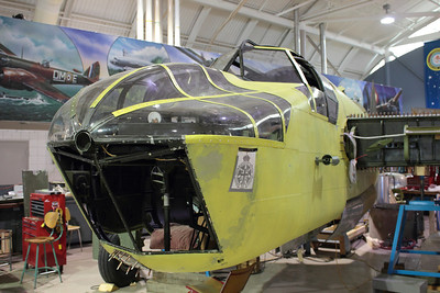 The Canadian Warplane Heritage Museum