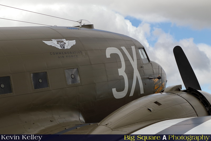 C-47 That's All Brother on static display