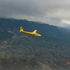Bill Prescott Sr. in his Schweitzer 1-34 flying over the foothills west of Boulder, CO.