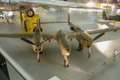 P-38 Lookheed Lighting