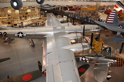 The Udvar Hazy Aviation Museum