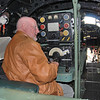 Radio operator / navigator ( he is still there )