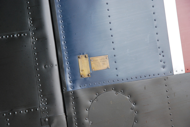 Data plate