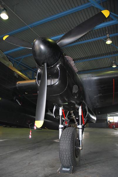 #2 RR merlin engine