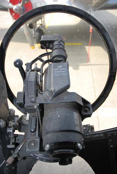 The bombsight