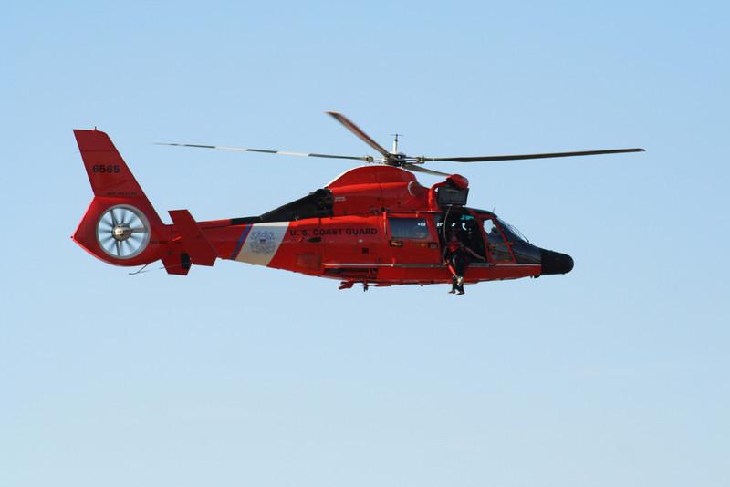 H-65.  Coast Guard.