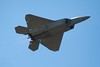 F-22 Raptor Stealth Fighter.