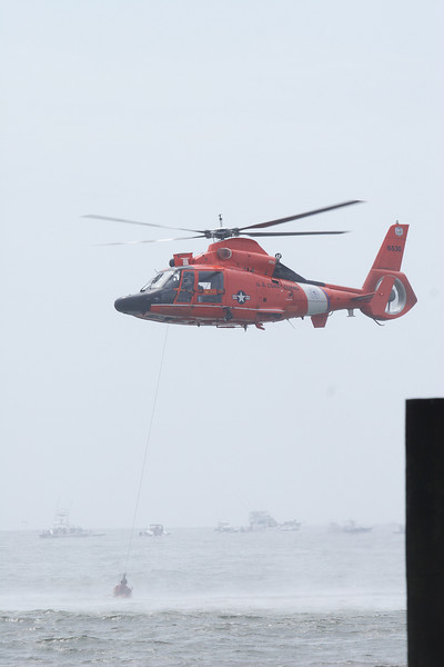 USCG Search and Rescue Demonstration