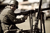 WW-II reenactment Tico Warbirds Air Show