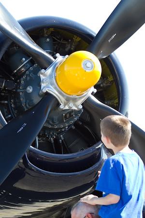 Tico Warbird AirShow 2011
