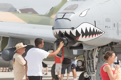 Tico Warbird air ahow 2016