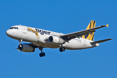 Tiger Airways Airbus A320-200 VH-VNJ