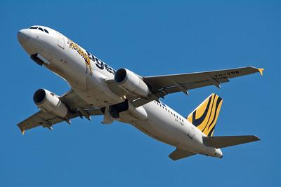 Tiger Airbus A320-200 VH-VNB