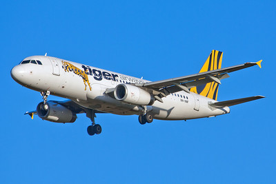 Tiger Airbus A320-200 VH-VNF