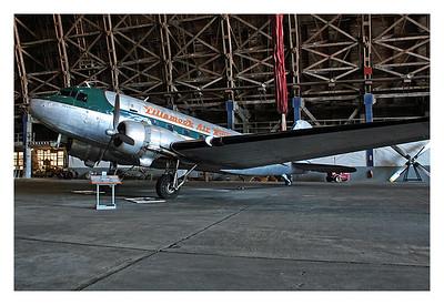 Douglas DC-3 N56V s/n 33153