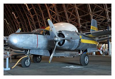 Douglas B-26B NX3222T s/n 44-34722R