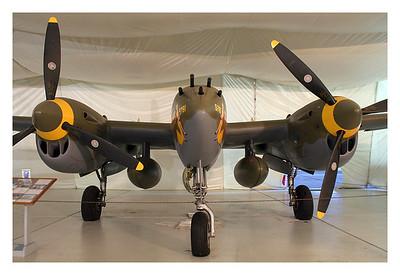 Lockheed P-38L Lightning NX2114L s/n 8273 (44-27083)