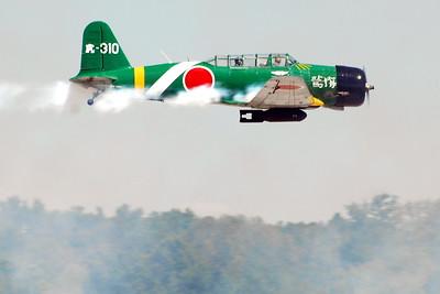 Tora Tora Tora - Scott Air Force Base - Airpower Over The Midwest - Scott AFB, Illinois - Photo Taken: September 12, 2010