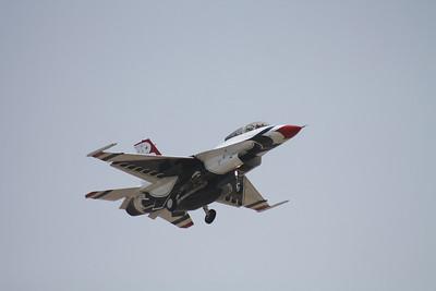 THUNDERBIRD 7 USAF F-16