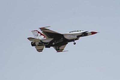 THUNDERBIRD 8 USAF F-16
