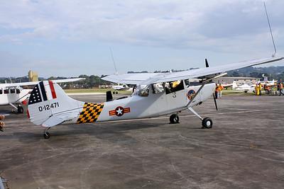 CESSNA AIRCRAFT COMPANY O-1G BIRD DOG VH-FXY