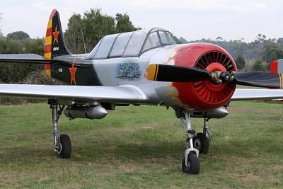 YAKOVLEV AIRCRAFT FACTORIES YAK-52 VH-XSU